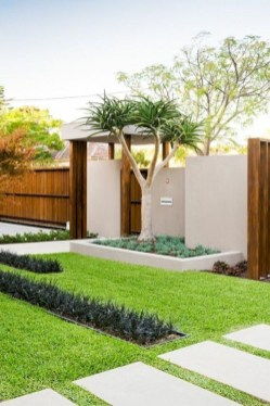 Front yard design ideas on a budget 02