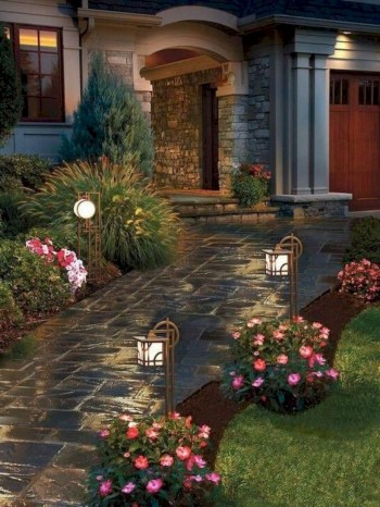 Front yard design ideas on a budget 10