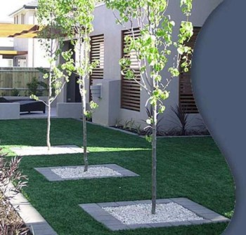 Front yard design ideas on a budget 12