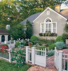 Front yard design ideas on a budget 18