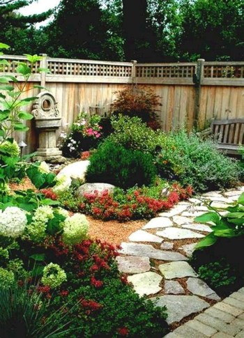 Front yard design ideas on a budget 20