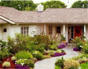 Front yard design ideas on a budget 43
