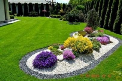 Front yard design ideas on a budget 51