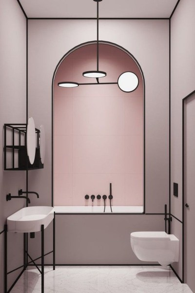 Minimalist bathroom design ideas 05
