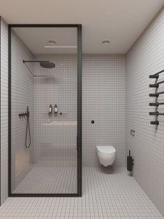 Minimalist bathroom design ideas 10