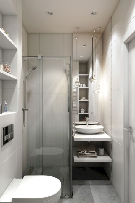 Minimalist bathroom design ideas 13