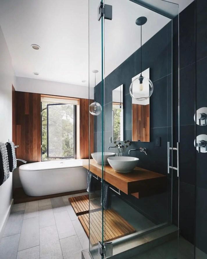 Minimalist bathroom design ideas 23