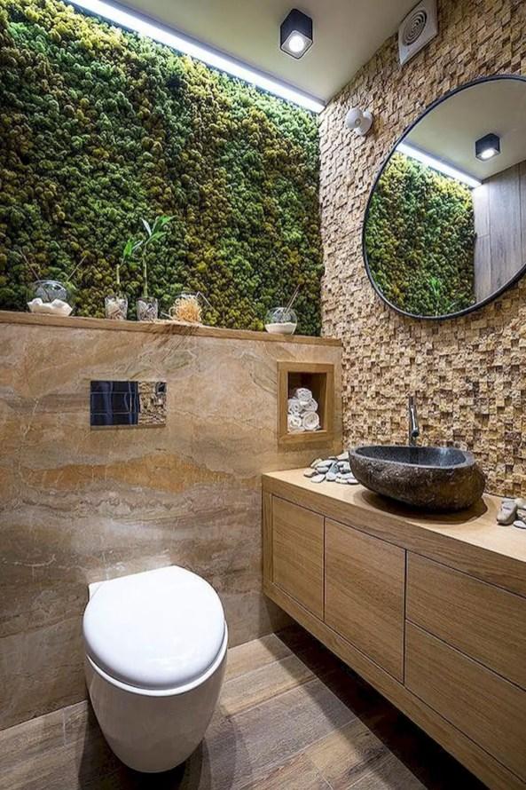Minimalist bathroom design ideas 25