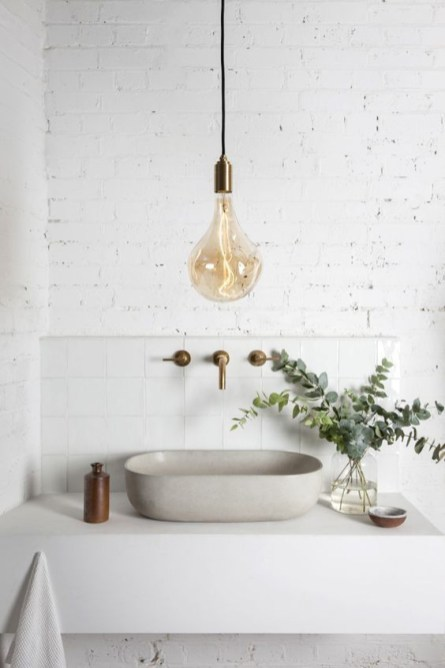Minimalist bathroom design ideas 27