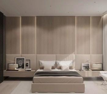 Modern minimalist bedroom design ideas 08