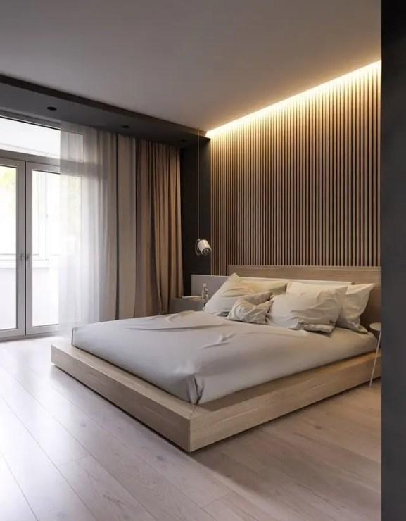 Modern minimalist bedroom design ideas 29