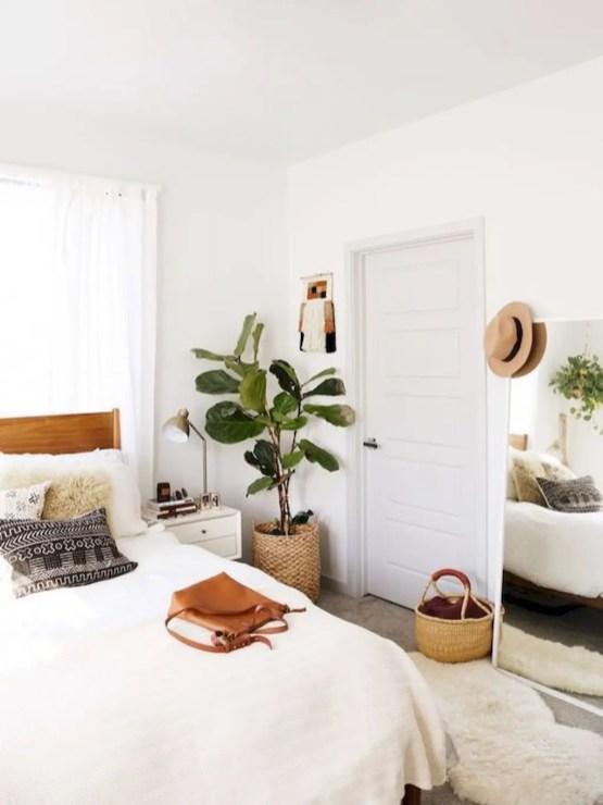 Modern minimalist bedroom design ideas 30