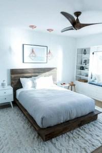 Modern minimalist bedroom design ideas 42