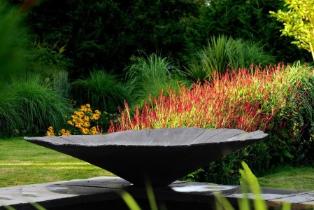 Modern&minimalist frontyard desgin ideas 14