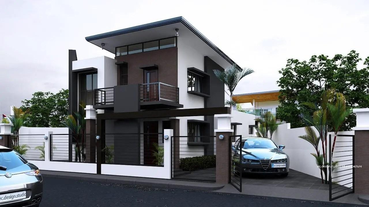 Simple exterior design ideas 07