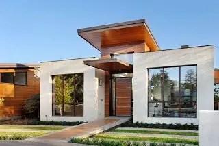 Simple exterior design ideas 13