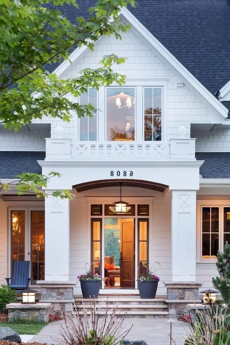 Simple exterior design ideas 14
