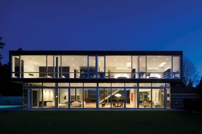 Simple exterior design ideas 16