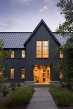 Simple exterior design ideas 19