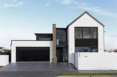 Simple exterior design ideas 26