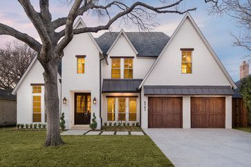Simple exterior design ideas 36