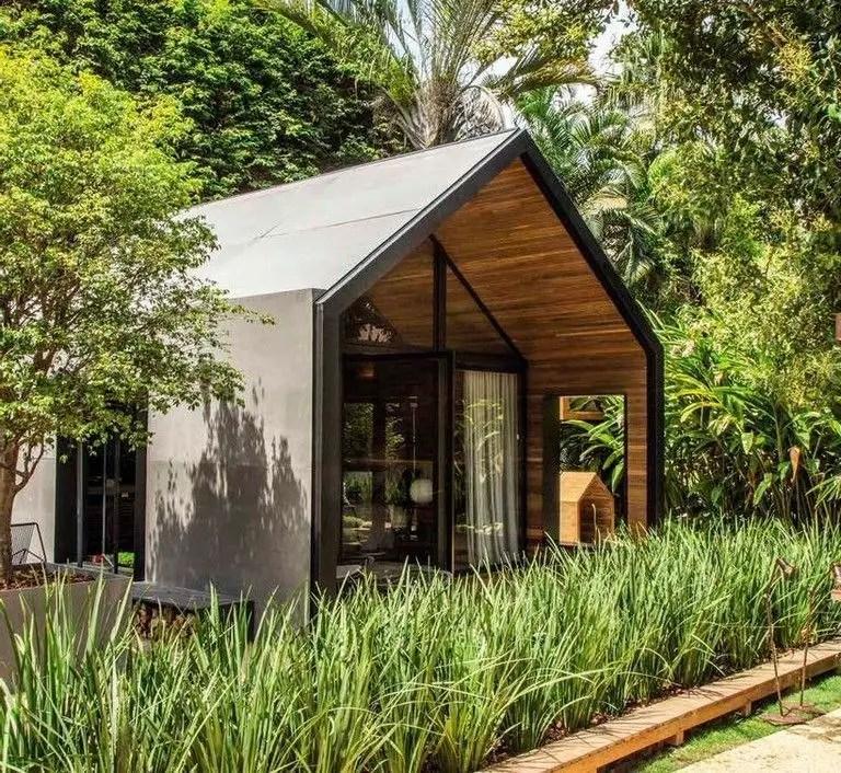 Simple exterior design ideas 38