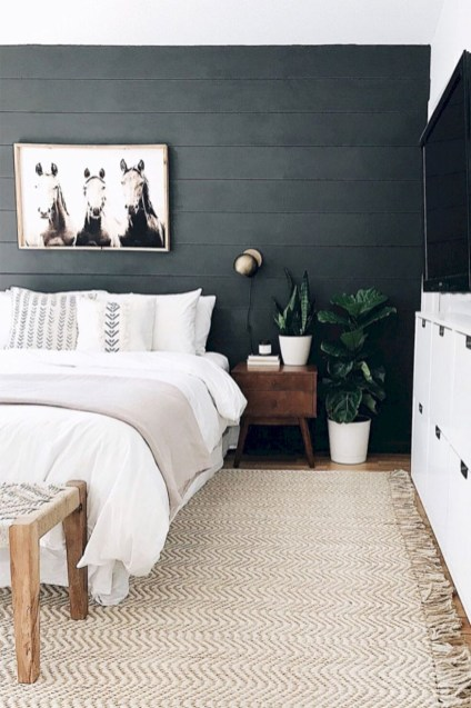 Wall bedroom design ideas that unique 06