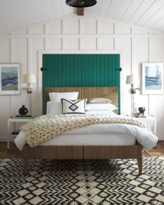 Wall bedroom design ideas that unique 07
