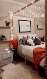 Wall bedroom design ideas that unique 17