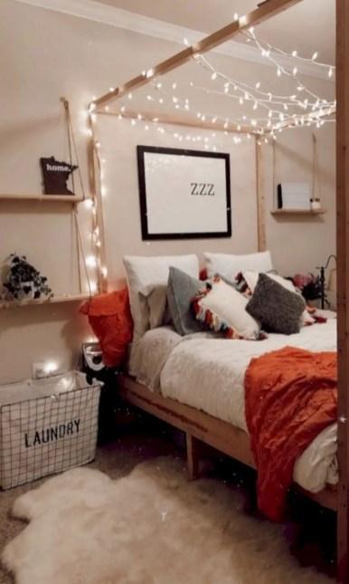 Wall bedroom design ideas that unique 17