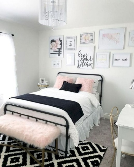 Wall bedroom design ideas that unique 18