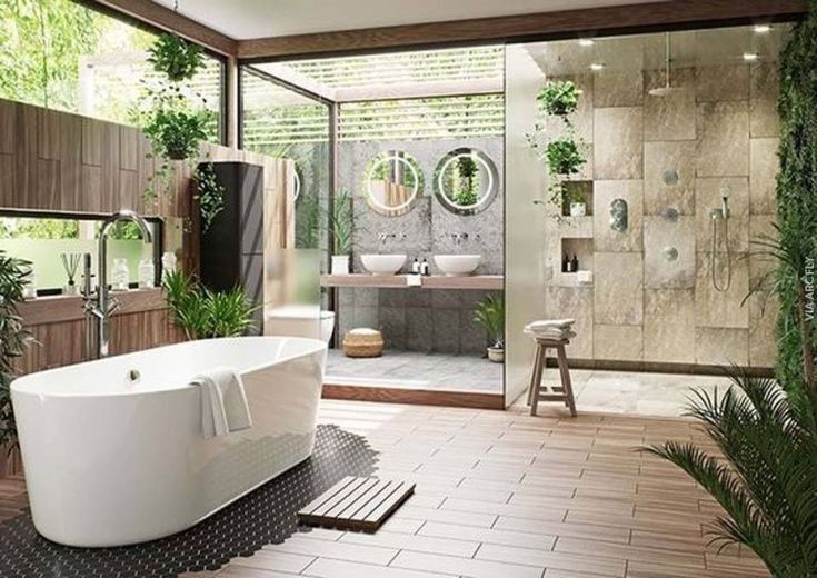 52 Amazing Bathroom Design Ideas