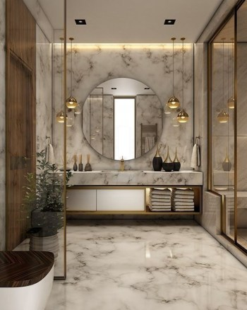 Amazing bathroom design ideas 39