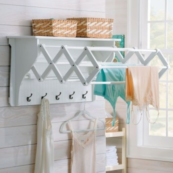 Diy drying place design ideas 07