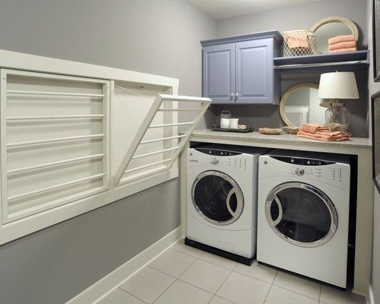 Diy drying place design ideas 17