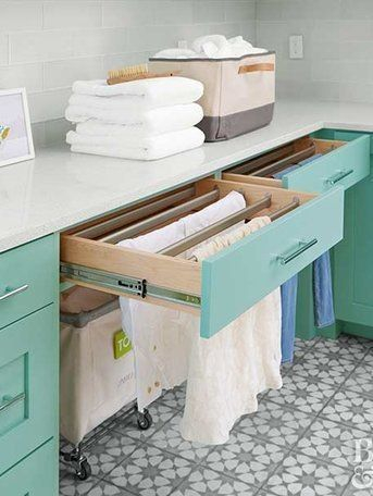 Diy drying place design ideas 41