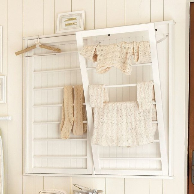 Diy drying place design ideas 45