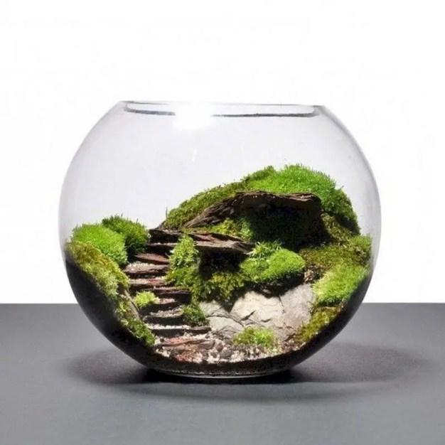 Indoor water garden ideas that fresh your room 14