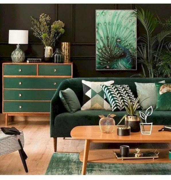 Inspiring living room wall design ideas 04