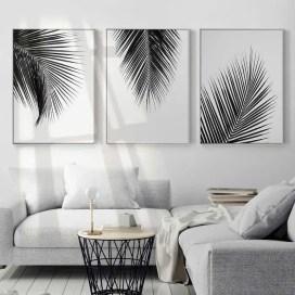 Inspiring living room wall design ideas 05