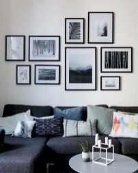 Inspiring living room wall design ideas 32