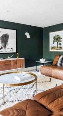 Inspiring living room wall design ideas 36