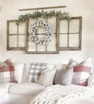Inspiring living room wall design ideas 37
