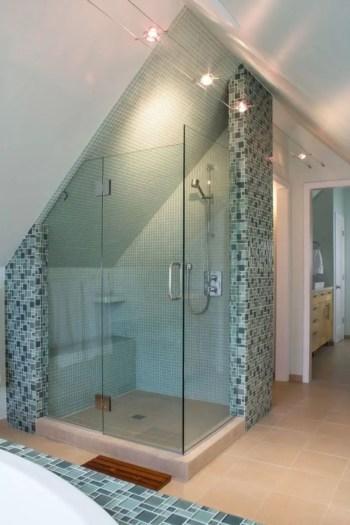 Inspiring small bathroom design ideas in apartment 36