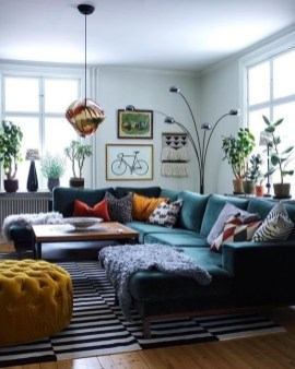 Livingroom design ideas to make look confortable for guest 15