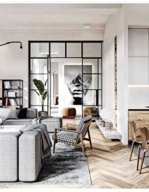 Livingroom design ideas to make look confortable for guest 19