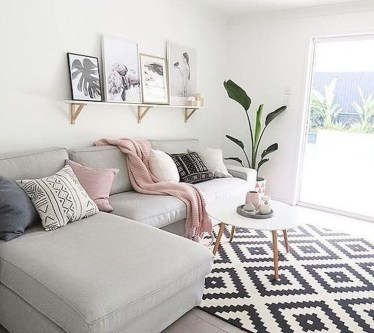Livingroom design ideas to make look confortable for guest 24