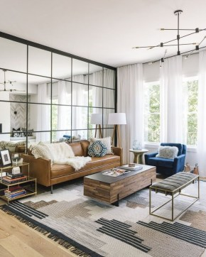 Livingroom design ideas to make look confortable for guest 35
