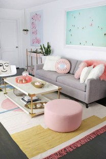Livingroom design ideas to make look confortable for guest 52