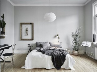 Luxury bedroom design ideas with goose feather 23